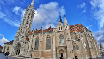 Matthias church-2